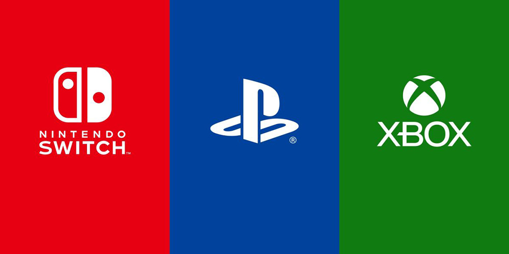 Nintendo Sony Xbox