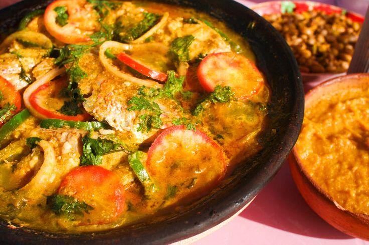 A Cozinha Baiana (Bahian Cuisine)
