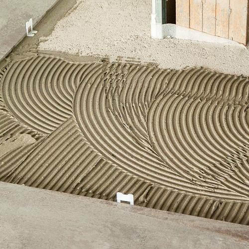 Rénovation Avessac : carrelage - Bat Aménagement