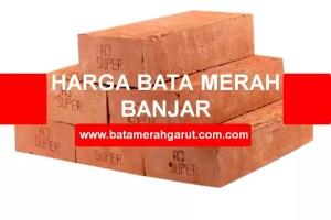 Harga Bata Merah Banjar: Bata Press & Ekspos