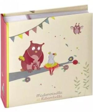 Album portafoto Mademoiselle et Ribambelle