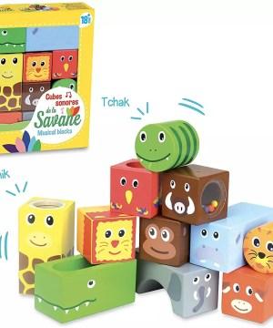 Cubi sonori savana