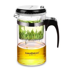 Kamjove-TP-160 Press Art Tea Pot