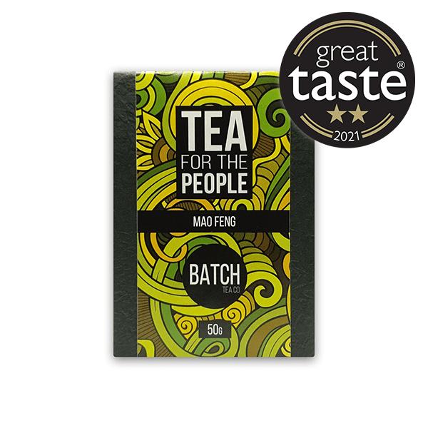 Best Green Tea Mao Feng Loose Leaf