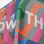 "Kid Acne ""Now Then"" mural in Sheffield City Centre"