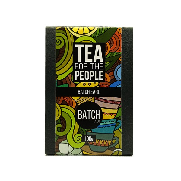 Batch Earl Packaging - Best Earl Grey Tea