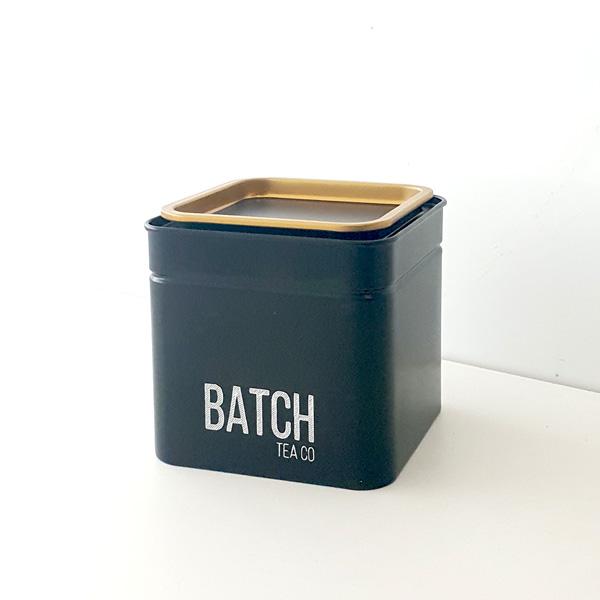 Small Batch Tea Tin 10x10x10cm