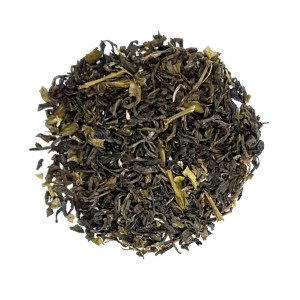 Darjeeling Organic Green loose leaf tea