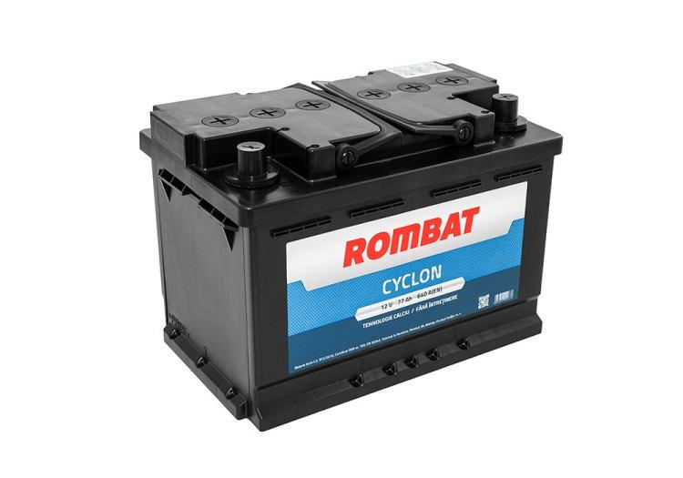 Baterii Rombat Cyclon
