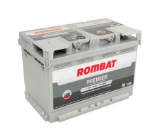 Bateriile auto Rombat Premier