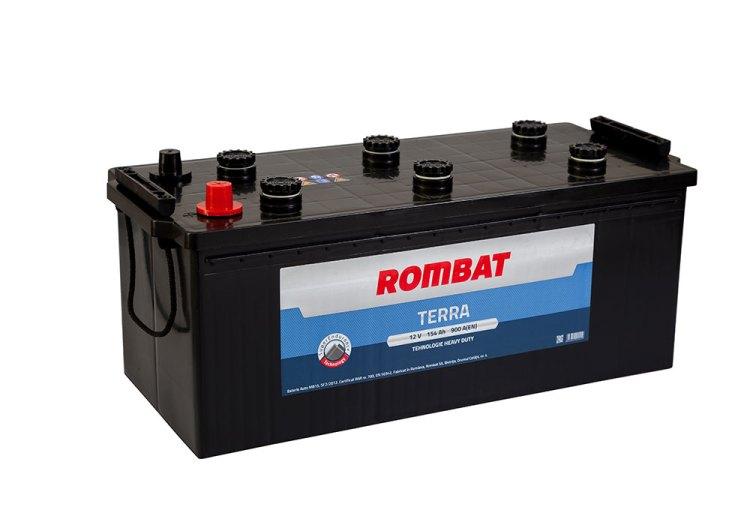 Baterii auto Rombat