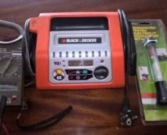 Încărcarea bateriei auto