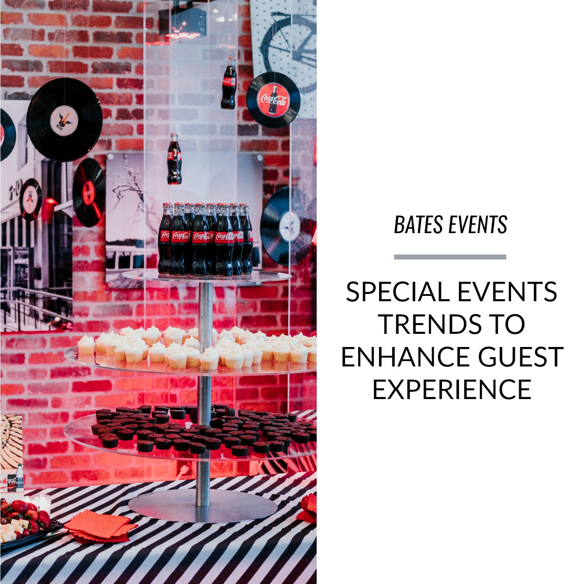 SPECIAL EVENTS TRENDS TO ENHANCE GUEST EXPERIENCE