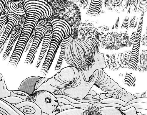 Spiralling into insanity, looking at Junji Ito's horror manga Uzumaki