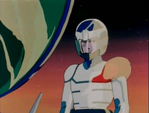 Layzner hero Eiji