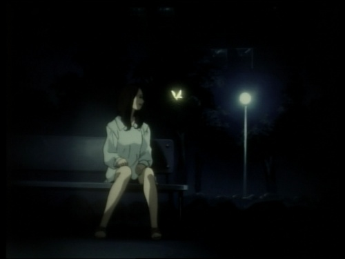 Why Boogiepop? You wouldn't willingly escape into a nightmare, right?