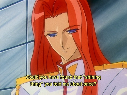 Lost Along the Way from Utena to Star Driver