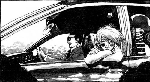 Taiyo Matsumoto's new manga, Sunny: melancholy and wonderful