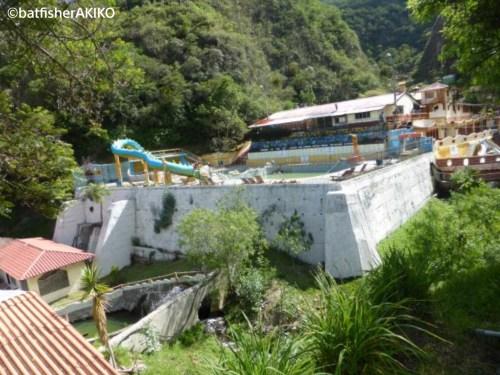 チャチンビロ温泉外観