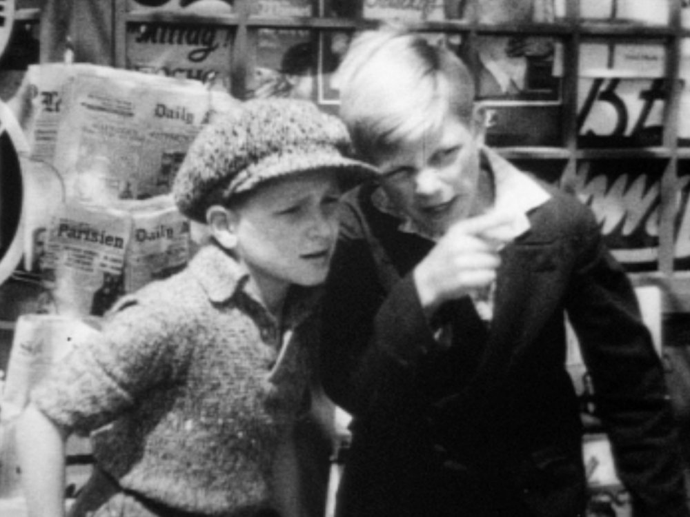 Museum week film-Child's Play
