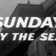"Free Week Event: Film ""Sunday by the Sea"" (1953)"