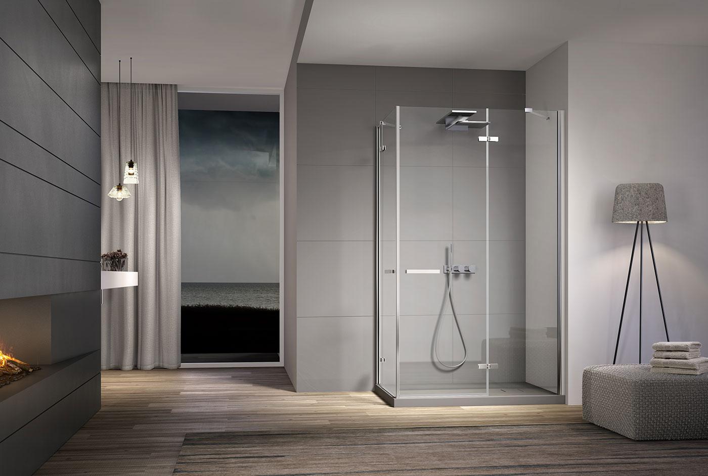 Douche Italienne De Salle De Bain BATH Room