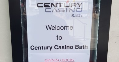 Bath's bran new casino