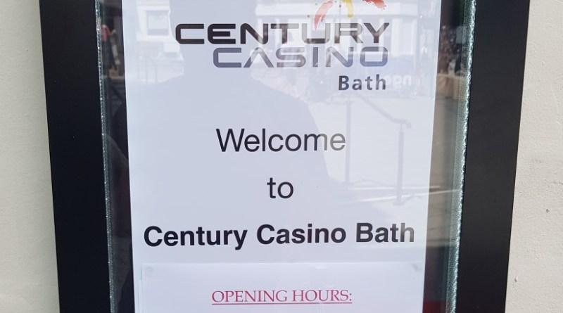 Bath's bran new casino