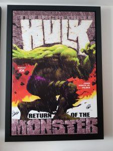 Marvel Art Hulk