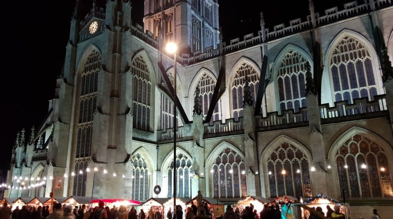 Bath Christmas Market Thursday 22nd November to 9th December