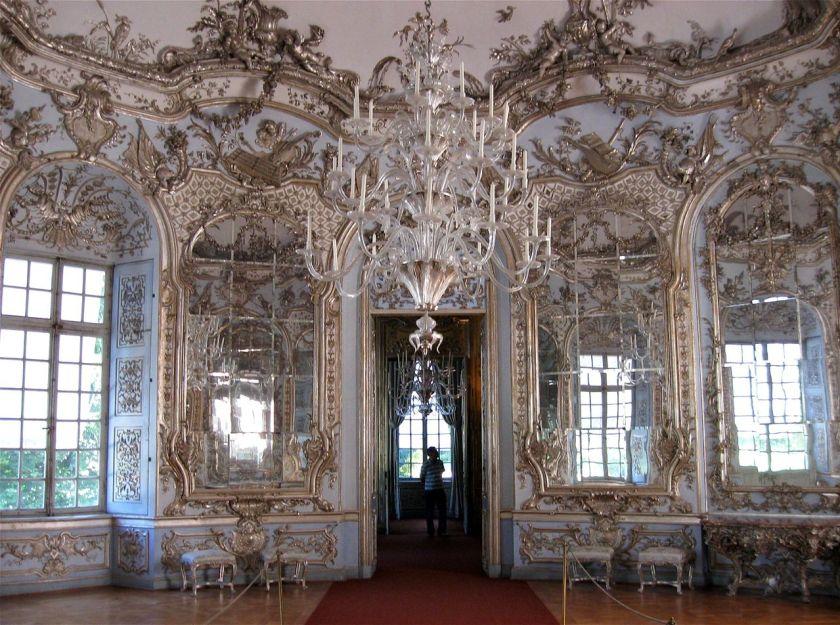 1734-1739 Amalienburg מינכן - ריהוט אקסקלוסיבי בטעם רענן