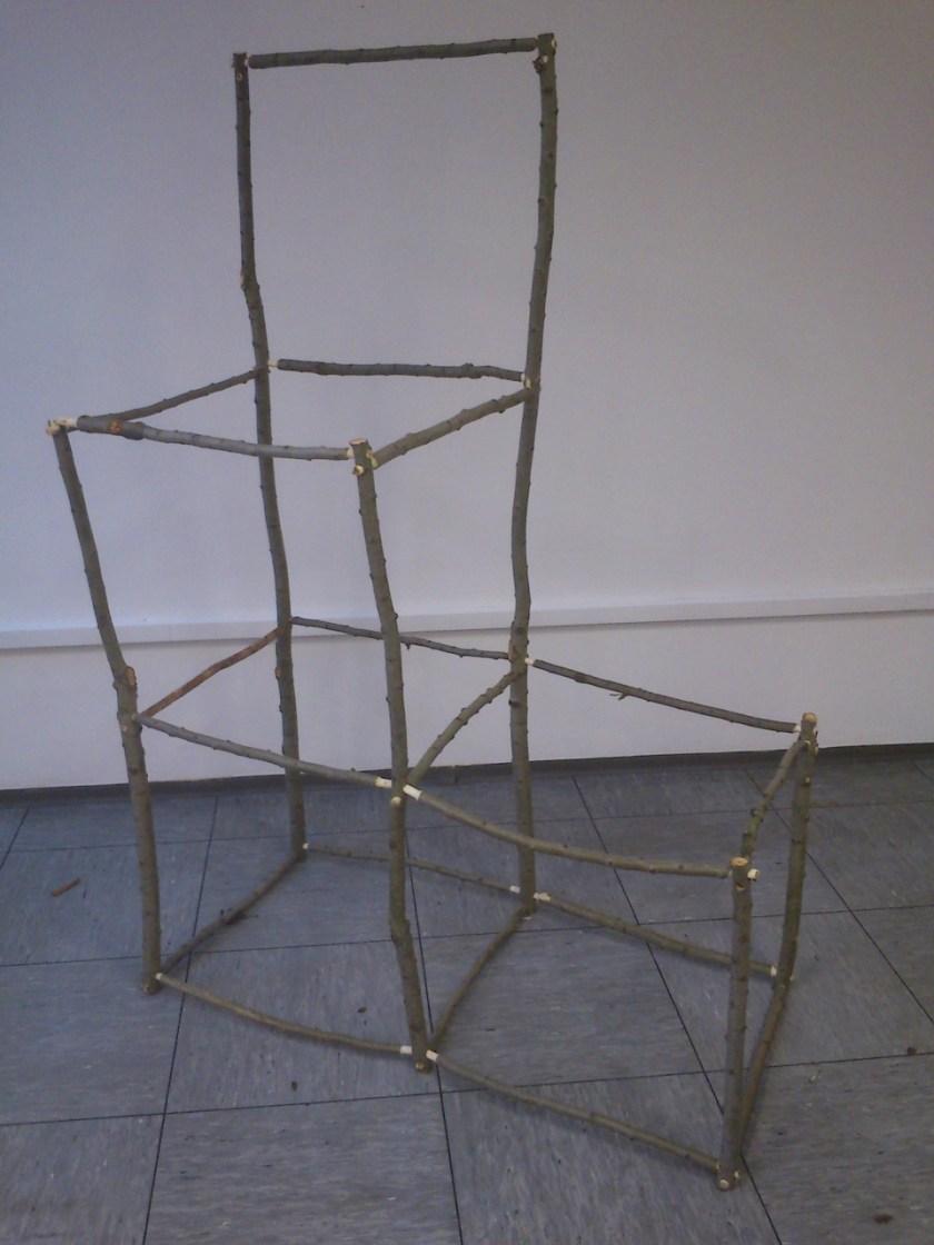 אילנתה כמקור לאמנות, איניגו ווטר ואובייקט, אילנתות בדטרויט וירושלים.