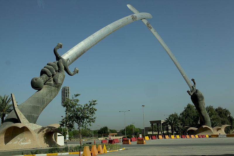 חרבות הניצחון -סדאם חוסיין, בגדאד 1989