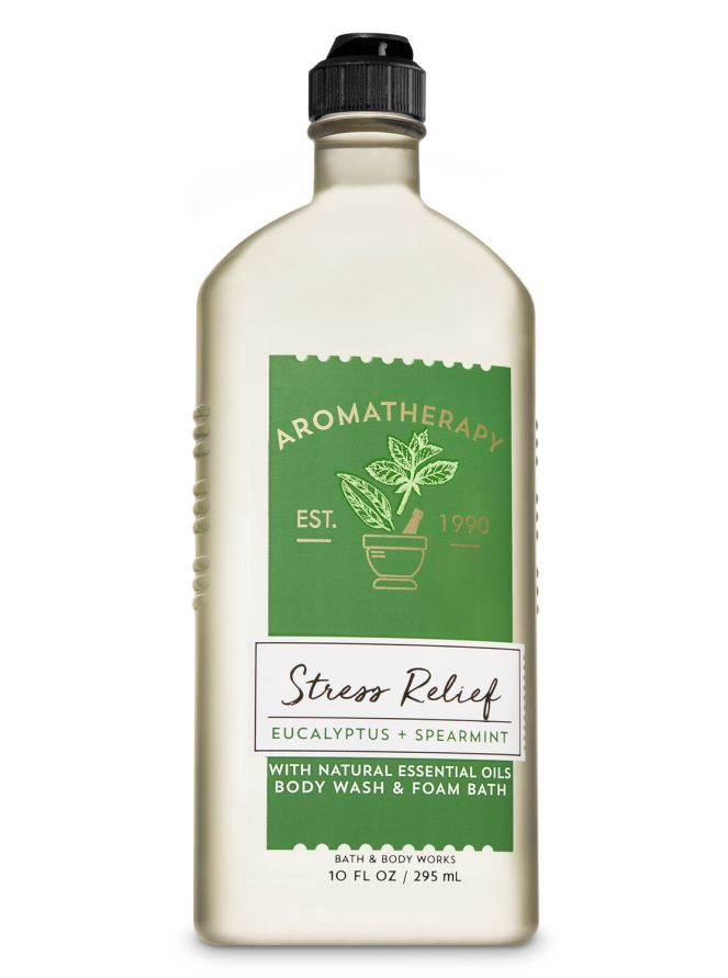 Aromatherapy Eucalyptus & Spearmint Body Wash & Foam Bath - Bath And Body Works