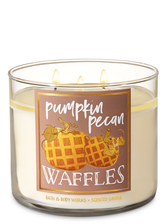 Résultats de recherche d'images pour «bath and body works pumpkin pecan waffles»