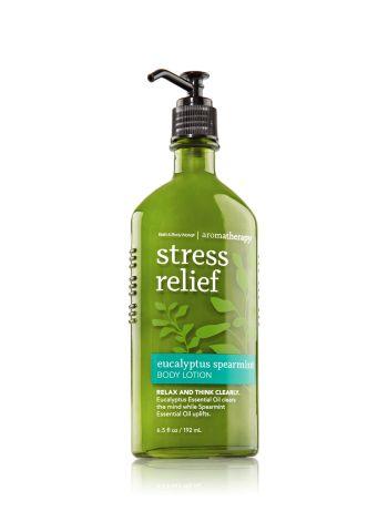 Aromatherapy Eucalyptus Spearmint Body Lotion - Bath And Body Works
