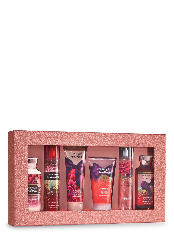 A Thousand Wishes Luxurious Box Gift Set Bath Amp Body Works