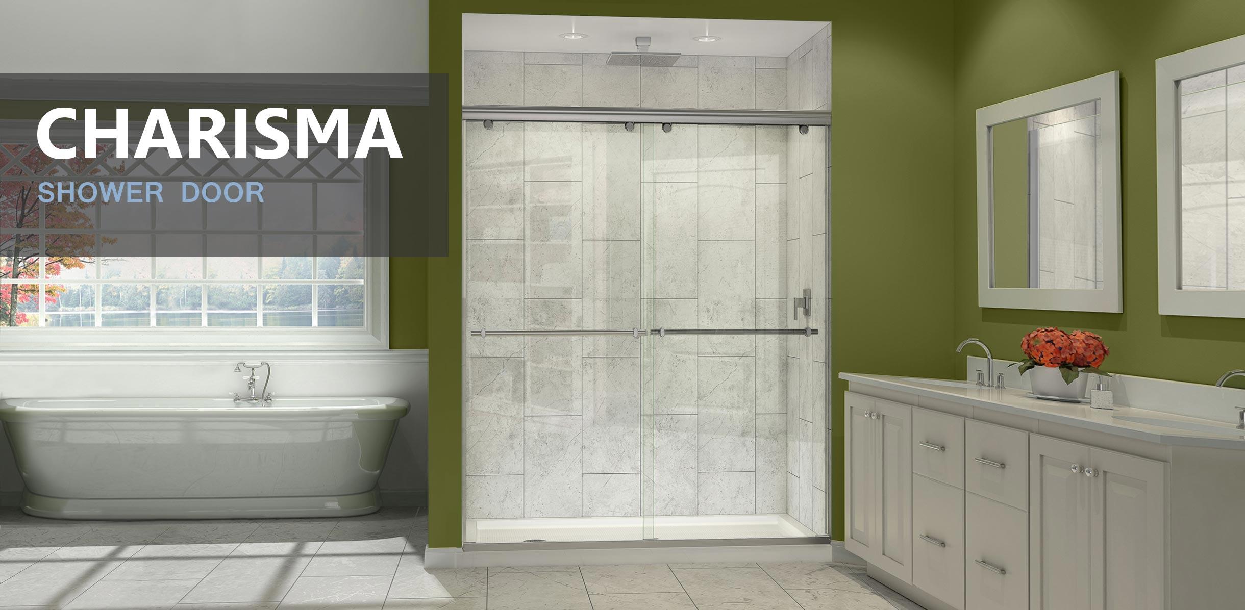 Shower Doors Tub Doors Shower Enclosures Glass Shower