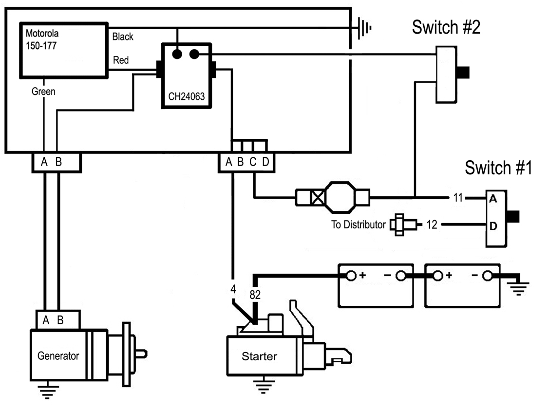 Basic Industrial Electrical Wiring Diagrams