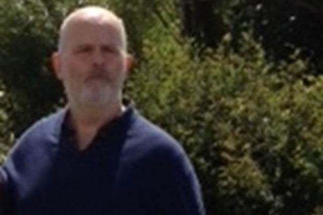 Brown White Beard Man