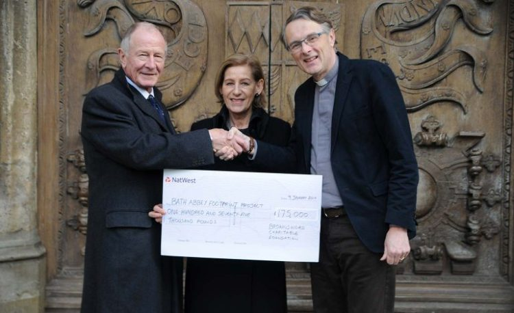 Brownsword Charitable Foundation presents £175k cheque to ...
