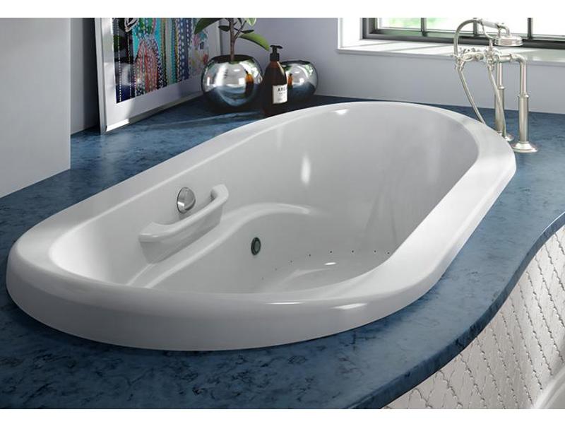 Bain Ultra AMMA OVAL 7242 Bathtub For The Residents Of
