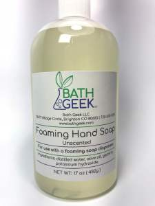 Foaming Hand Soap - Refill
