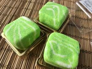 Sugar Mint Bubble Bath - Top View