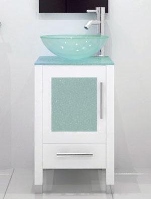 single sink bathroom vanities - bathgems