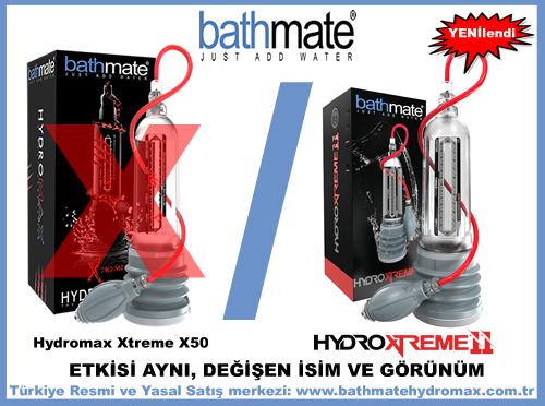 Hydromax Xtreme X50 adı Hydroxtreme 11 oldu.