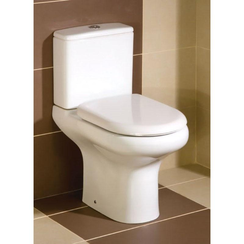 Corner Compact Cloakroom Suite Bathroom City