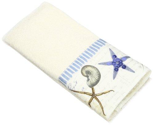 avanti linens antigua fingertip towel ivory