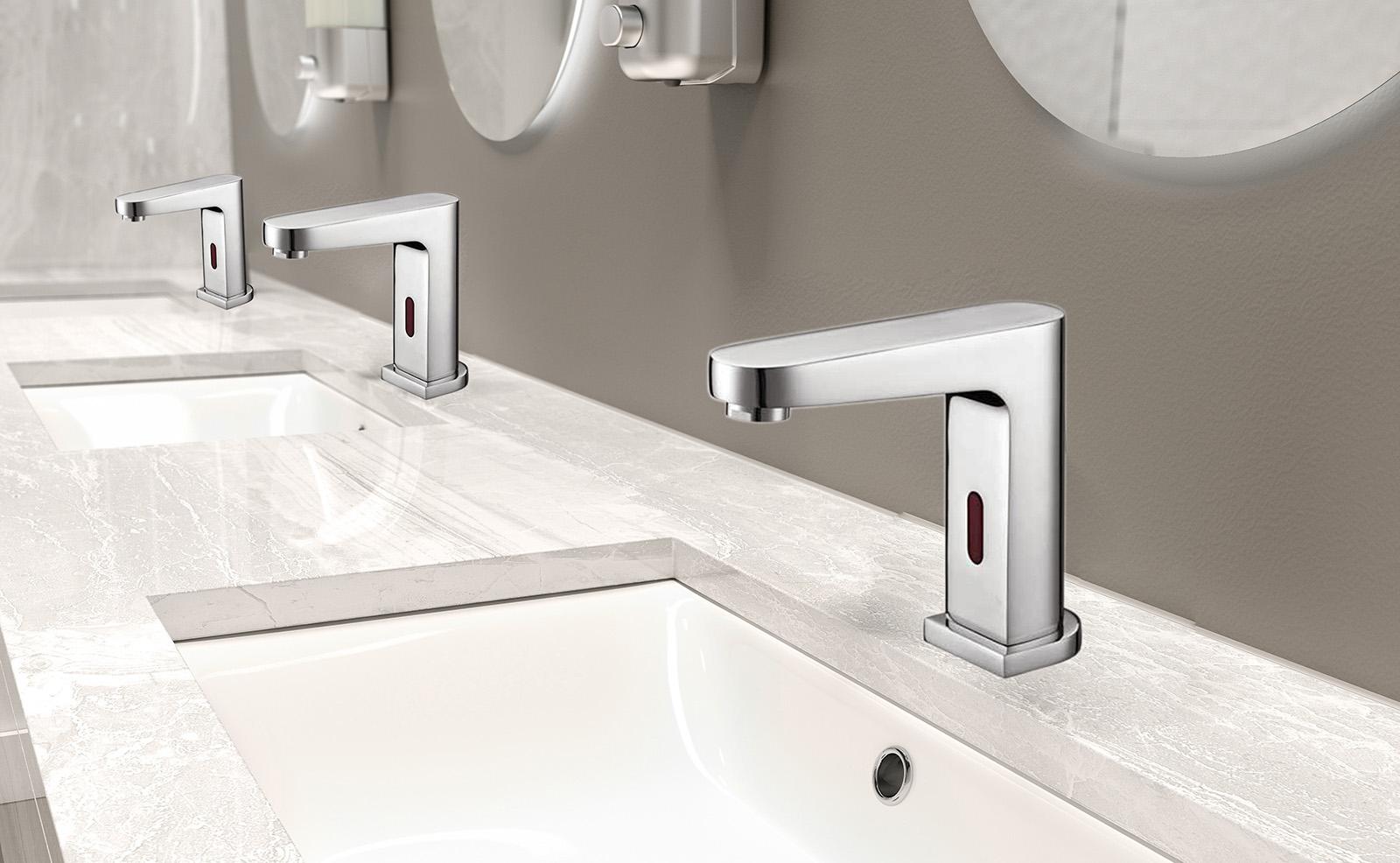 elena touchless basin automatic commercial sensor faucet