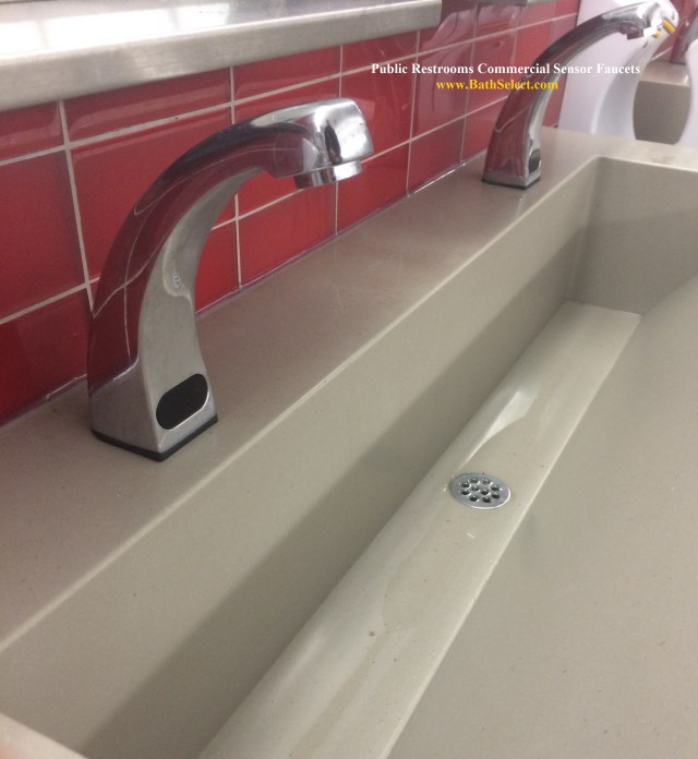 mercial Sensor Faucets